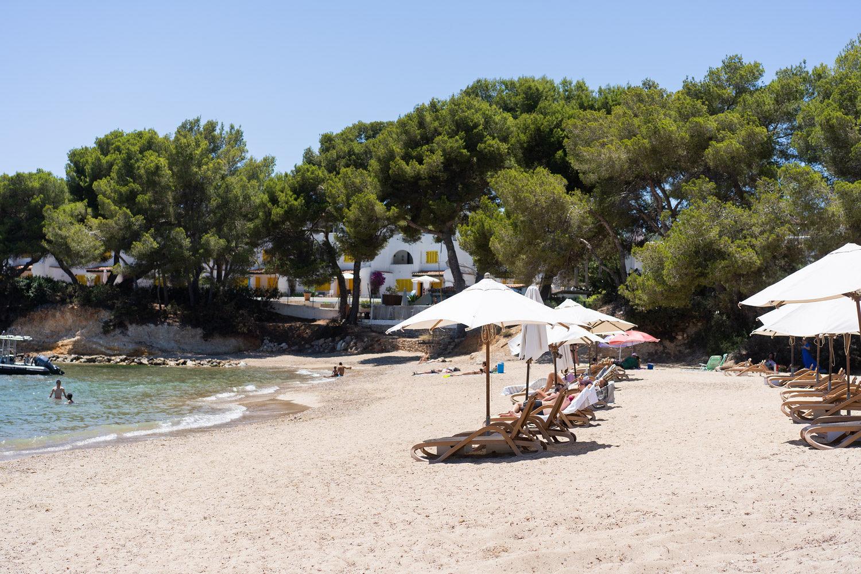 Pura Vida Beach Restaurant Ibiza