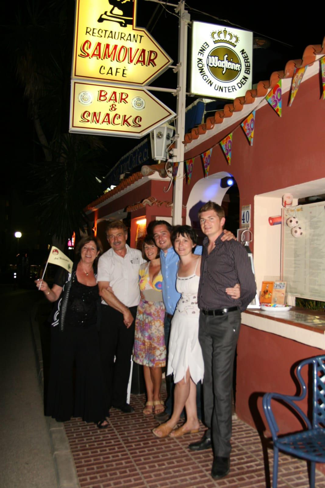 Samos Group Ibiza Family - Siesta Samovar