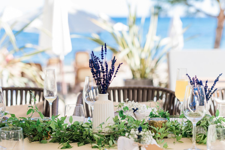 Ibiza Beach Wedding Venue - Pura Vida Beach Restaurant Ibiza Carly & Stephen