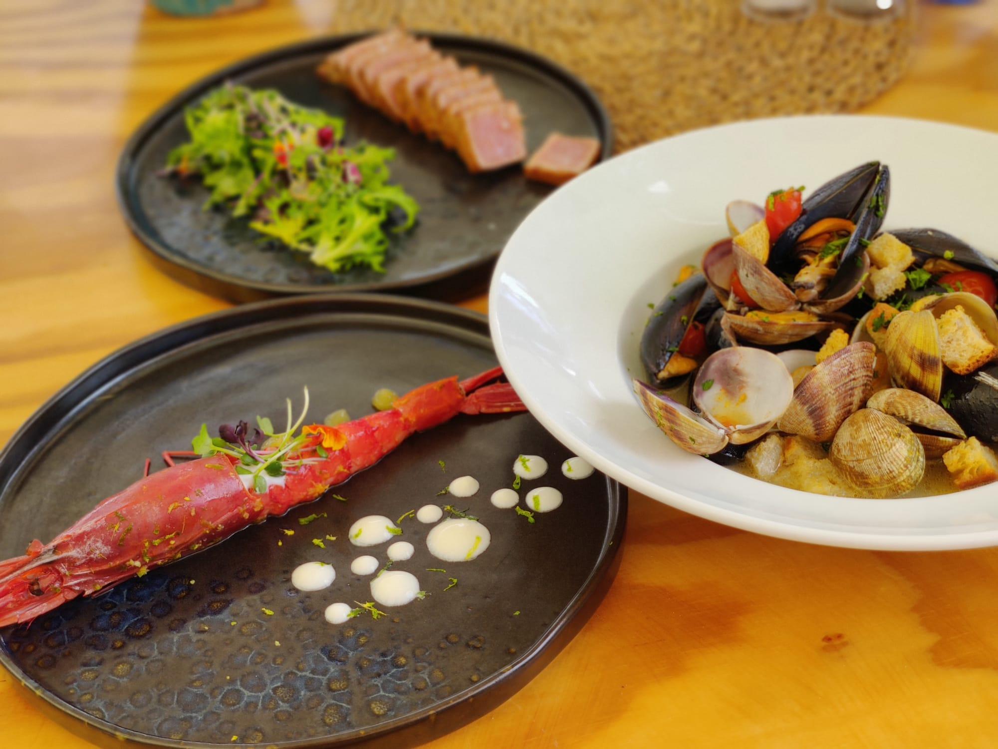 Pura Vida Beach Restaurant New Menu 2021